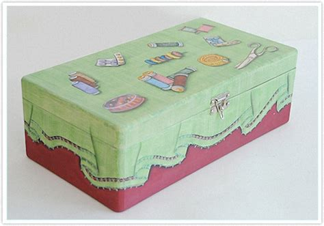 Como pintar una caja de madera ~ cositasconmesh