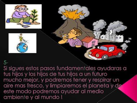 Como podemos ayudar a cuidar el medio ambiente