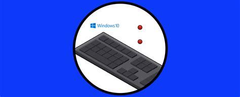 Cómo poner dos puntos teclado Windows 10 | TECLADO INGLES ...