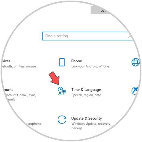 Cómo poner Windows 10 en Español en mi PC 2021   Solvetic