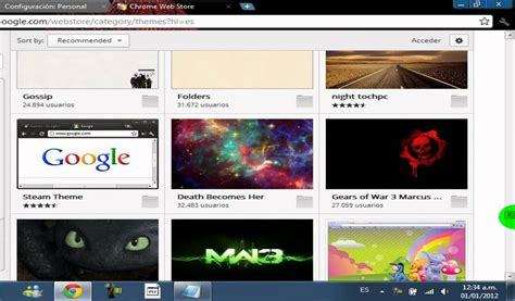 como ponerle fondo de pantalla a google chrome   YouTube
