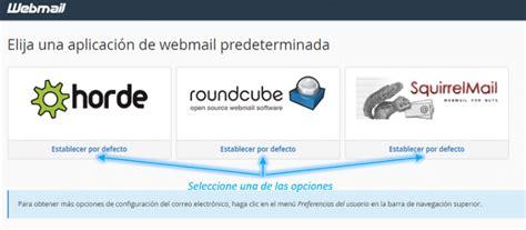 ¿Cómo puedo acceder a WebMail?   Doc   BlueHosting