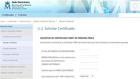 ¿Cómo puedo solicitar un certificado digital? | B2B Router