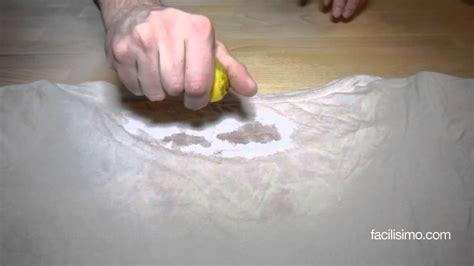 Cómo quitar manchas de vino de la ropa | facilisimo.com ...