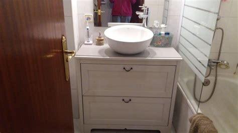 Cómo reciclar cómoda en mueble de baño   Muebles de baño ...