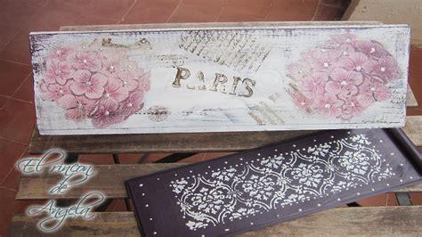 Como reciclar una caja de vino con decoupage y pinturas ...