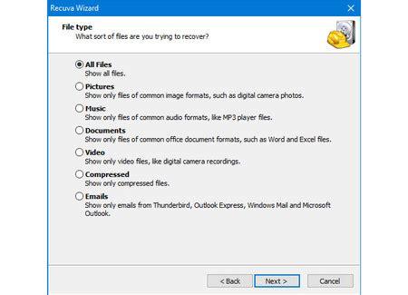 Cómo recuperar archivos borrados por error en Windows