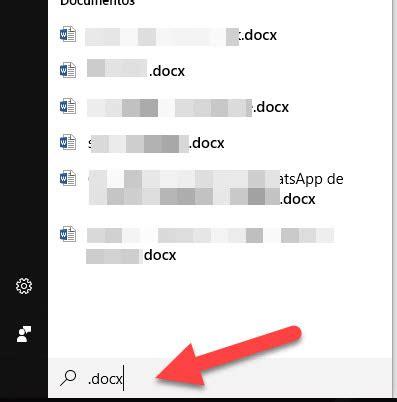 cómo recuperar archivos de word borrados