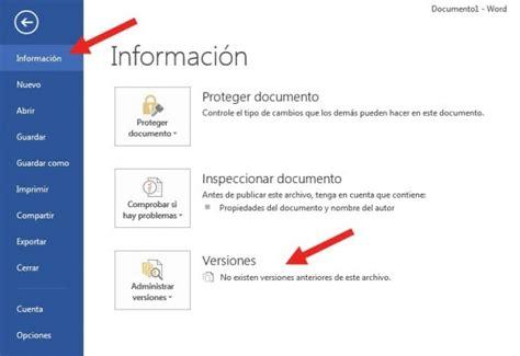 Cómo recuperar un documento de Word no guardado   ComoFriki