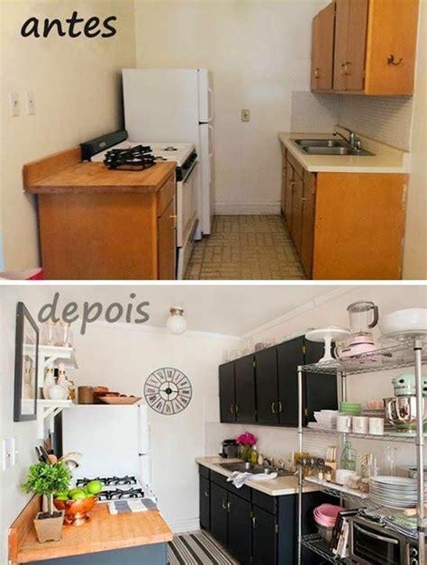 Cómo reformar una cocina pequeña low cost | cocinas con ...