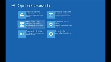 Como Reparar Windows 10 usando  Reparacion Automatica ...