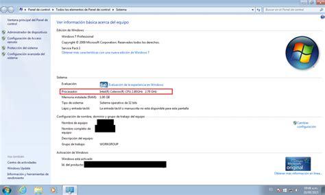 ¿Cómo saber las especificaciones de mi PC ?, para poder ...