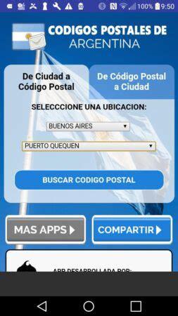 ¿Cómo saber mi Código Postal?   Código Postal Argentina 【2020】