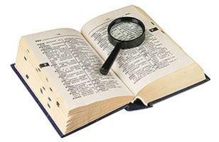 ¿Cómo se buscan las palabras en un diccionario? Algo que ...