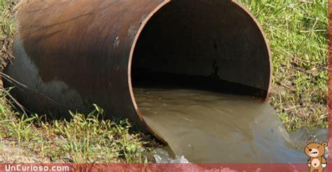 Cómo se contamina el agua?   Curiosidades.info