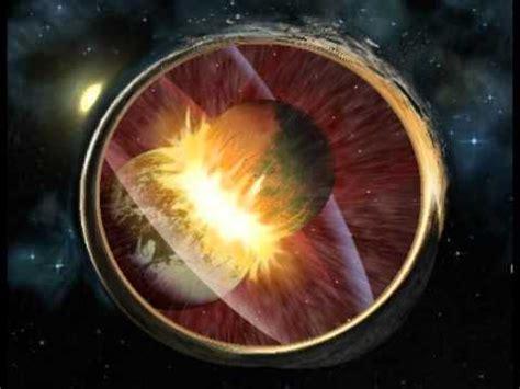 Como se creo el universo y el sistema solar CMC   YouTube