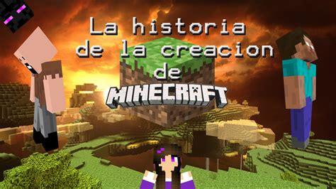 Como se creo Minecraft V.1   YouTube