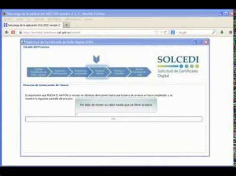 Como solicitar Certificado de Sello Digital  CSD    YouTube