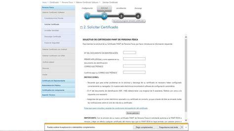 Cómo solicitar un certificado digital de la FNMT