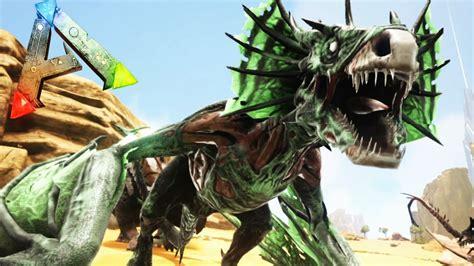 COMO SPAWNEAR A LOS ZOMBIEWYVERNS | Fear Evolved 2 | Ark ...