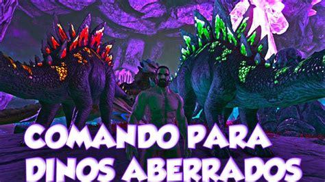COMO SPAWNEAR DINOS ABERRADOS   ARK Survival Evolved ...
