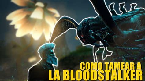COMO TAMEAR A LA BLOODSTALKER | ¿EL TAMEO MAS COMPLICADO ...