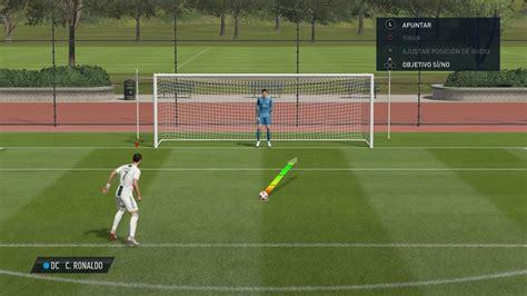 Cómo tirar los Penaltis en FIFA 19