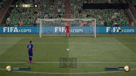 Cómo tirar los penaltis y marcar gol en FIFA 18   Guías y ...