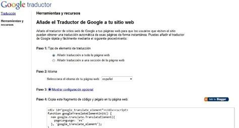 Cómo traducir automáticamente páginas web usando la ...