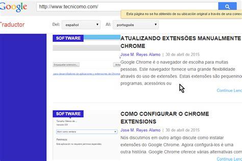 Cómo traducir páginas web con el traductor de Google ...