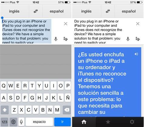 Cómo traducir páginas Web y el texto en dispositivos iOS 8 ...