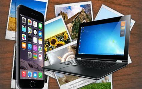 Cómo transferir fotos desde el iPhone o iPad a un PC con ...