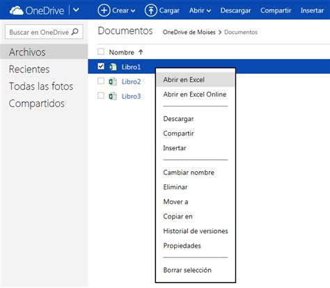Cómo usar Excel Online   Excel Total