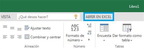 Cómo usar Excel Online • Excel Total