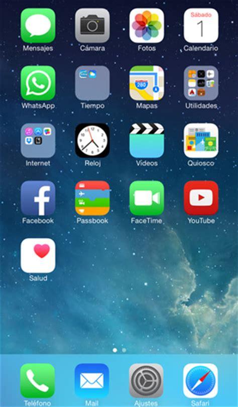 Cómo utilizar el iPhone 6 con una sola mano 'reduciendo ...