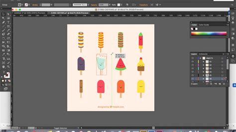 Cómo utilizar vectores en Illustrator   YouTube