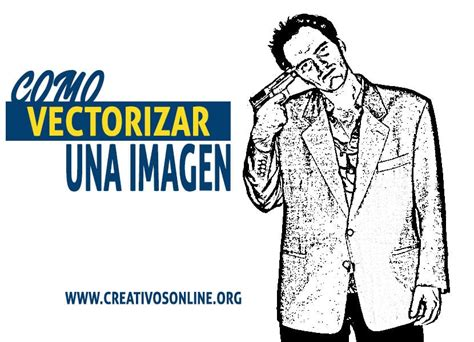 Cómo vectorizar una imagen en Photoshop, Illustrator, Gimp ...