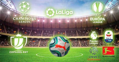 Cómo ver el fútbol en la tele en 2020 / 2021   Canales y ...