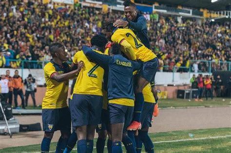 Como ver el partido Ecuador vs Argentina por el Canal del ...