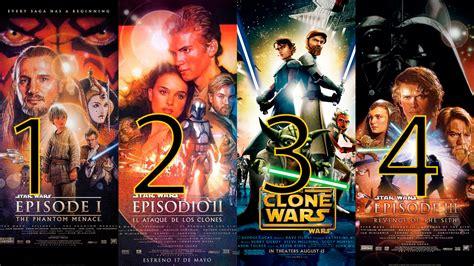 Cómo ver en orden correcto, en Disney+, las películas y ...