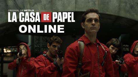 Cómo ver La Casa de Papel Online Gratis HD/4K  Castellano ...