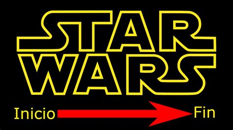 Como ver la películas Star Wars en orden cronológico ...