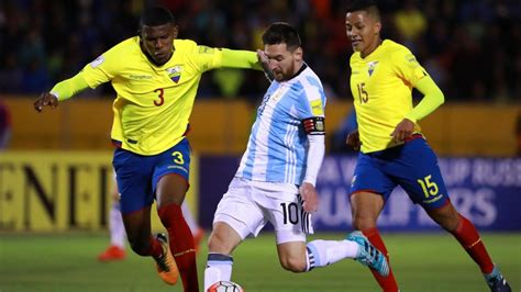 Cómo ver las eliminatorias de Ecuador por  El Canal del ...
