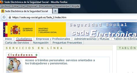 Cómo ver mis datos en la Seguridad Social: móvil y email ...
