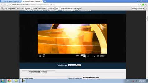 Como ver peliculas completas gratis en Español Youtube ...