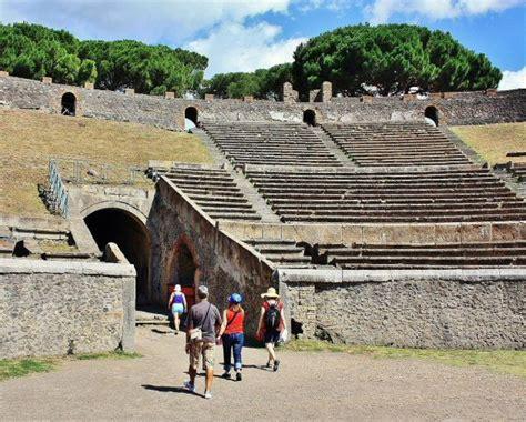 Como visitar la ciudad romana de Pompeya: horarios ...