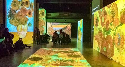 Cómo visitar la Exposición Van Gogh Alive  Valencia ...