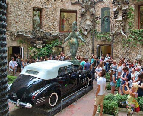 Cómo visitar museo Dalí de Figueras  Costa Brava ...