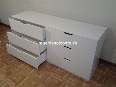 Comoda Nordli de segunda mano de Ikea cod:14677 segunda ...