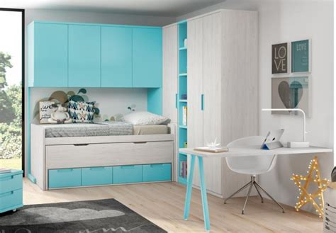 Compactos   Dormitorios Juveniles Baratos   Muebles ...